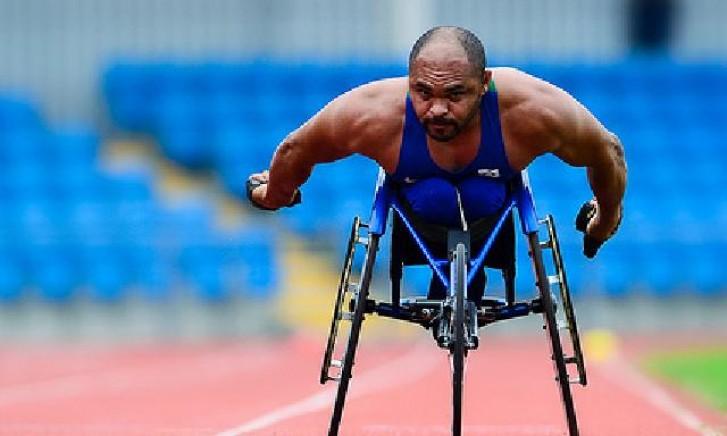 Paralimpíadas - cadeirante