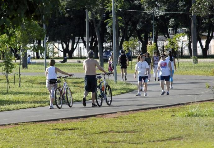 Parque da Cidade - Brasília