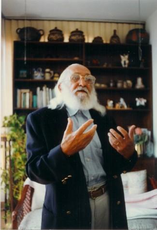 Breve apresentação para entender o pensamento e a produção de Paulo Freire