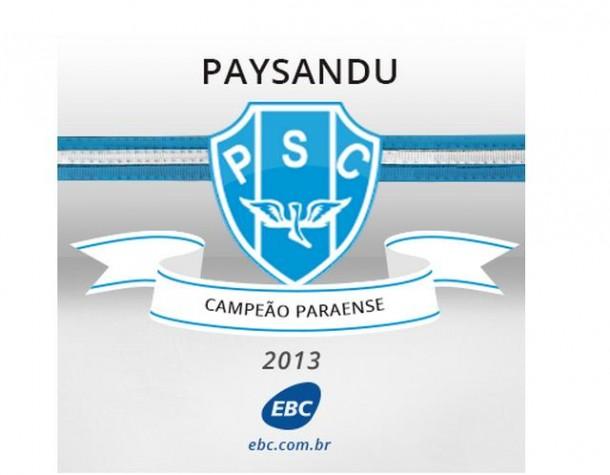Paysandu venceu o Paragominas por 3 a 1 e ganhou campeão Campeonato Paraense
