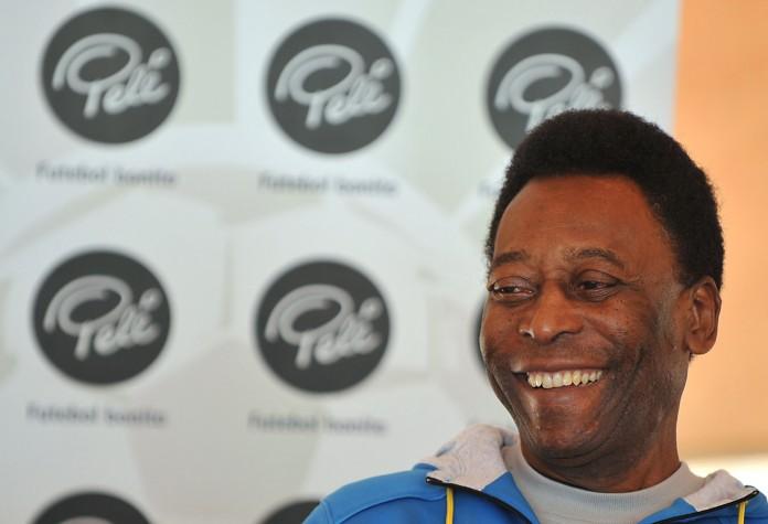 Pelé na África do Sul