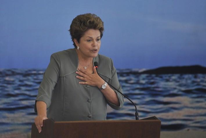 Dilma Rousseff lança plano para a pesca