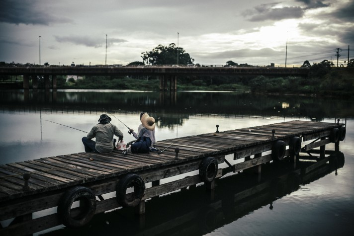 Pescaria Parque Vivencial do Lago Norte Roteiro Brasília