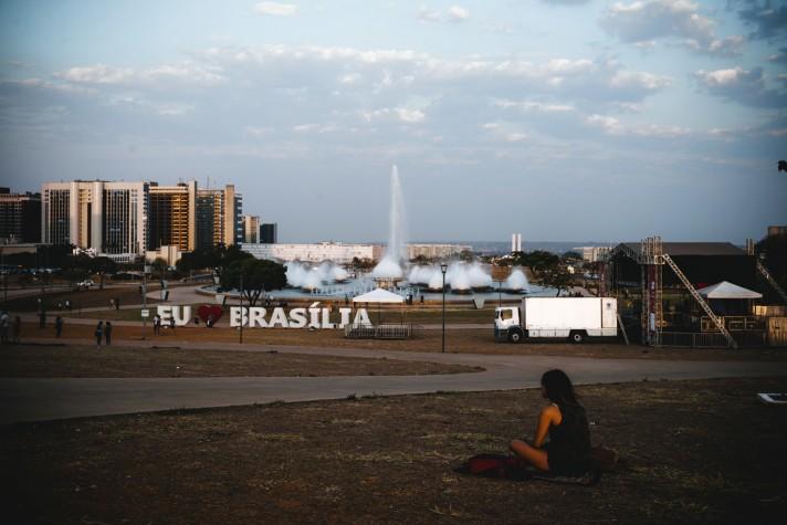 Fonte Letreiro Roteiro Brasília