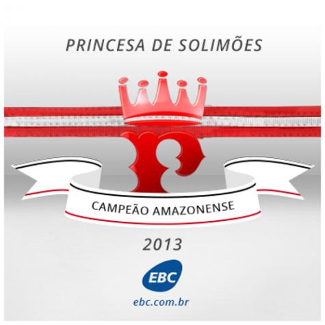 Princesa de Solimões é campeão amazonense