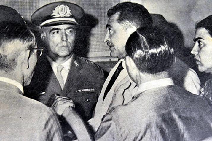 Prisão do governador de Pernambuco Miguel Arraes