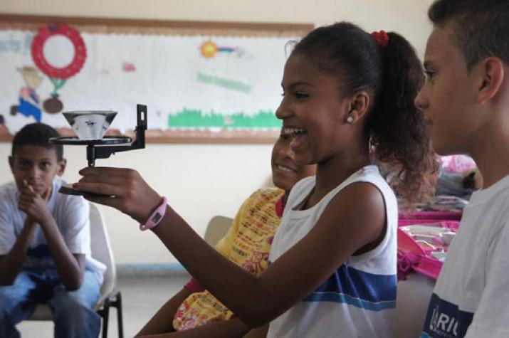 Projeto revela cineastas entre alunos da rede municipal do Rio