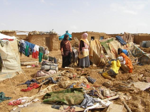 Campo de Refugiados Sahrawi