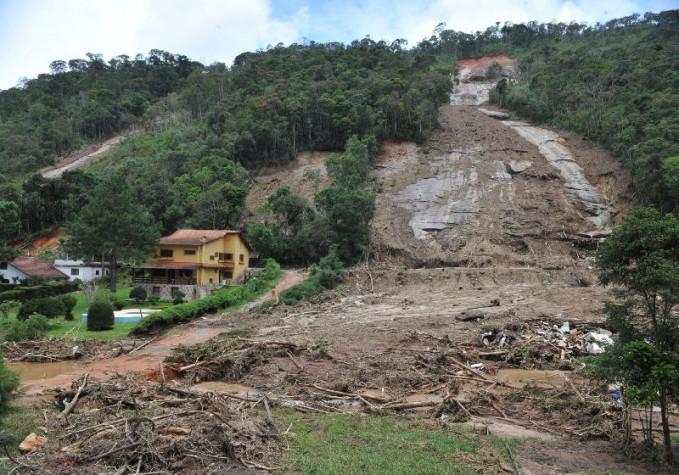 Imagem - Rio de Janeiro receberá R$ 1,9 bilhão para prevenir desastres naturais