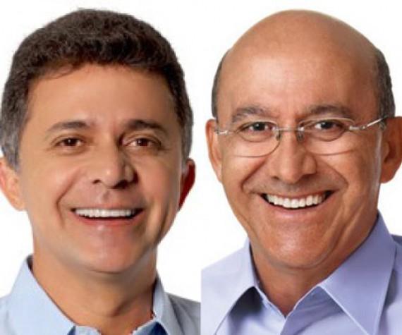 Confúcio Moura e Expedito Júnior disputam o segundo turno em Rondônia