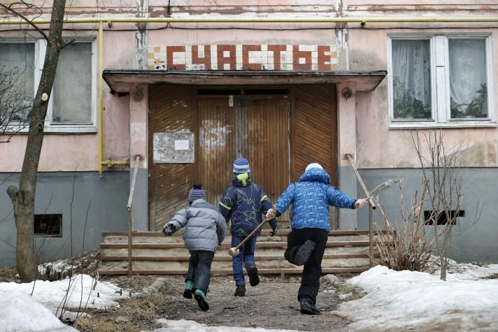 Fazenda estatal SERGIEV POSAD 14, Rússia