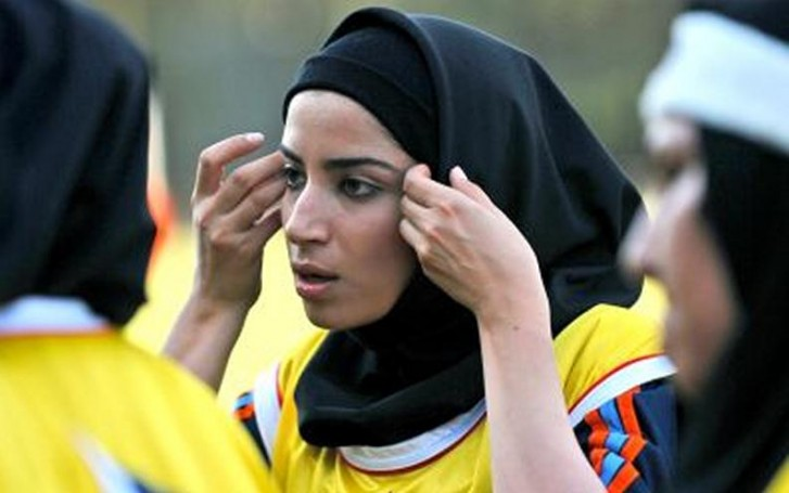História sobre jogadora de rugby no Irã abre festival de cinema no Rio de Janeiro