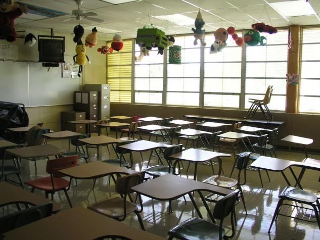 Sala de aula escola