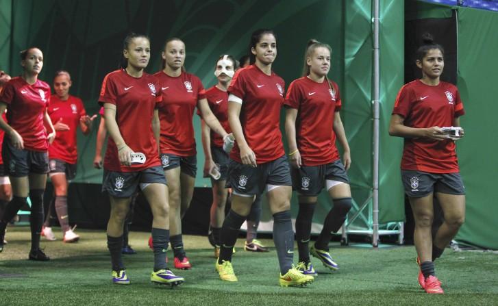 Seleção brasileira feminina sub-20