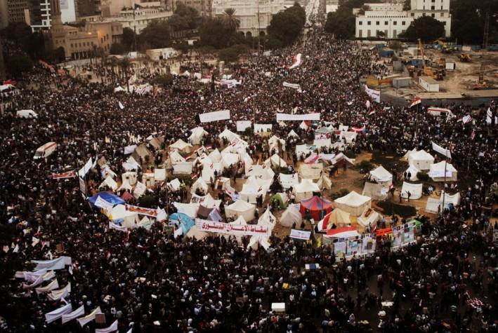 Egito Conflitos Protestos