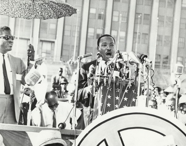 Martin Luther King - 1