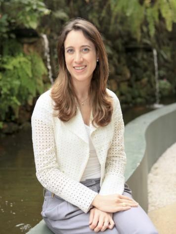 Teresa Ruas, do projeto Temos que falar sobre isso