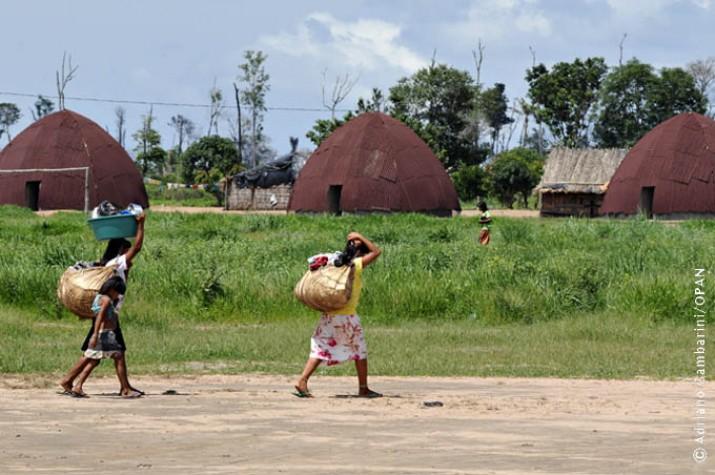 Funai substitui coordenador da desocupação de terra indígena no MT