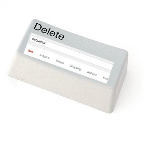Botão delete