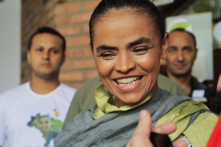 Marina Silva lança novo partido em Brasília