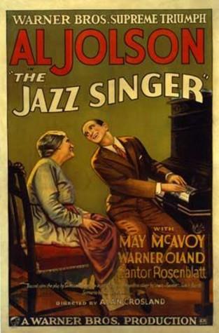 Poster O cantor de jazz