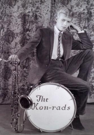 David Bowie, The Kon-Rads (1962)