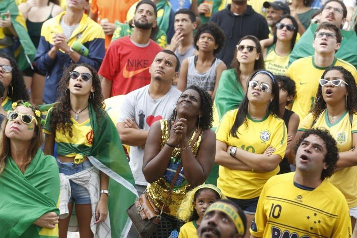 Copa 2018: torcida brasileira