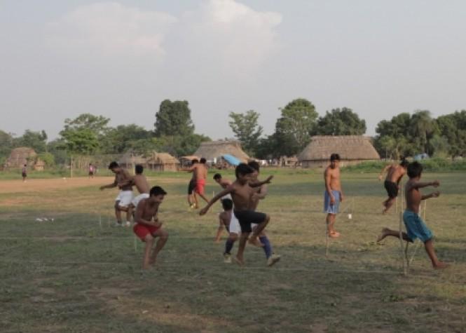 Brincadeira do Tucunaré