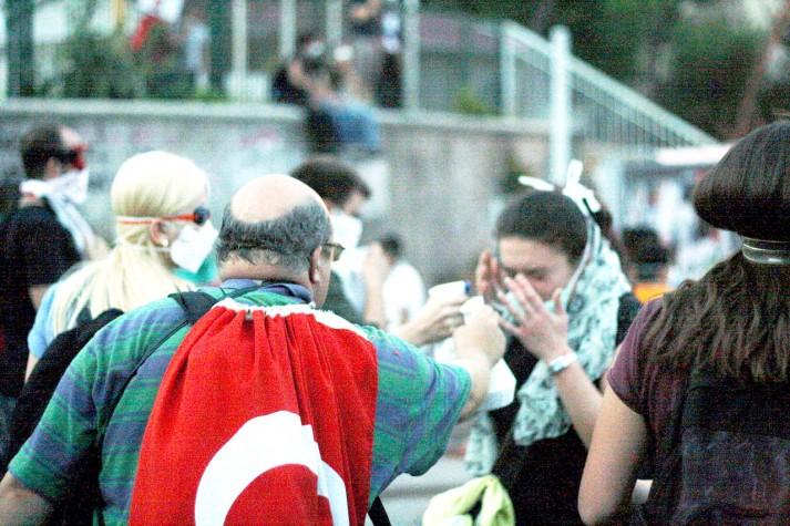 Protestos na Turquia