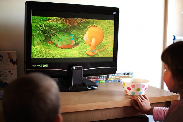 Imagem - De onde vem a televisão?