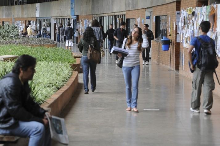 Com o fim da greve, aulas são retomadas na UnB