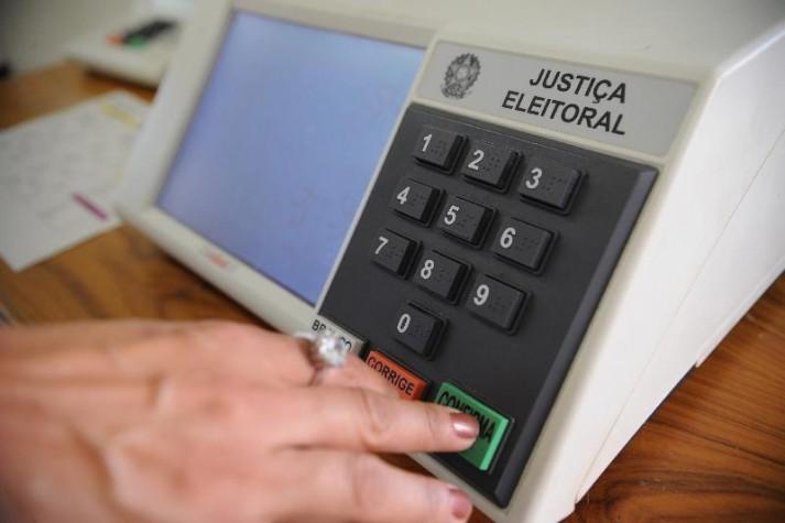 Urna Eletrônica eleições 2014