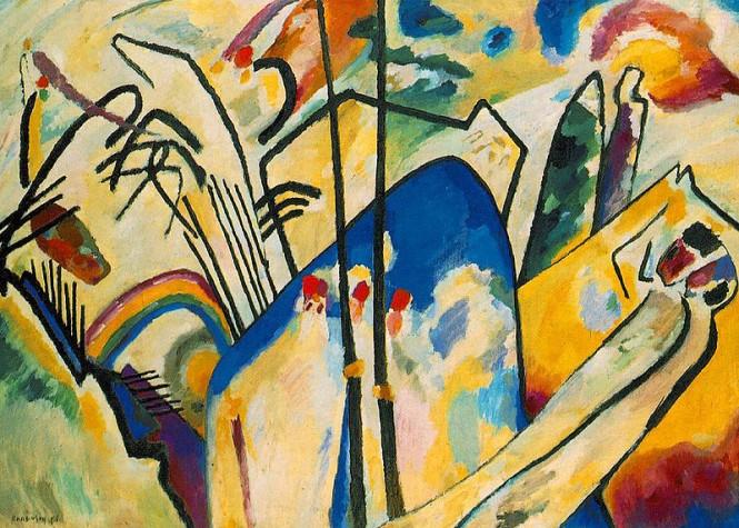 Famosos EBC | Conheça 5 pintores da arte moderna e contemporânea DV94