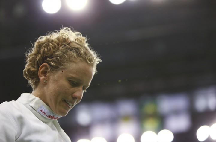 Reuters / atleta Yane Marques / Jeremy Lee / Direitos reservados